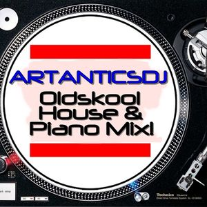 ArtanticsDJ - Oldskool Piano & Zone Mix Volume 6 - 03-01-2015!
