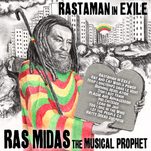 Ras Midas-Live Interview about the upcoming album Rastaman in Exile at Outta Mi Yard Radio