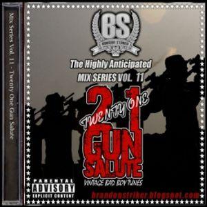 Striker Sound - 21 Gun Salute - Vintage Bad Boy Tunes