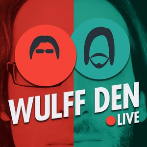 Tracer kisses a girl and everyone LOSES THEIR MINDS - Wulff Den Live Ep 51