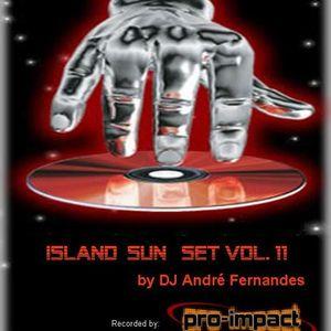 ISLAND SUN SET # 11  (Jan/11)