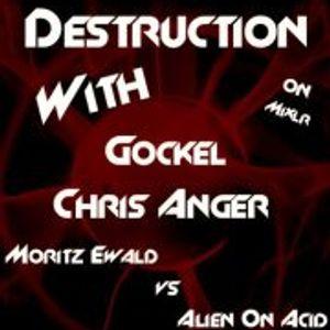 Hard Destruction Friday Broadcast 22.02.2013