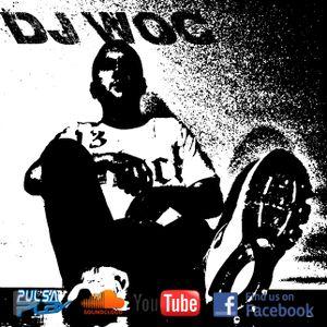 DJ WoC The Mixtape 2012-09-20