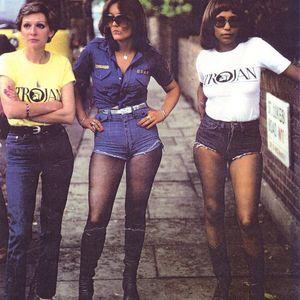 Three Doris', a Christine and a Claude