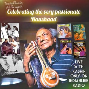ThrowbackThursday with the Legends - Naushad