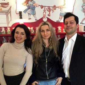 Наталя Гампаль & Штефан Гампаль / Відкрите інтерв'ю / Radio SKOVORODA