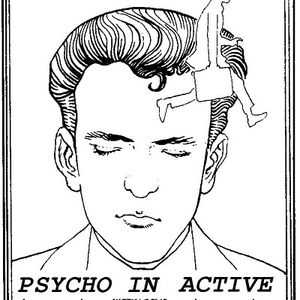 PSYCHO IN ACTIVE - Mix by Pete Concrete - EAT-MX-1002