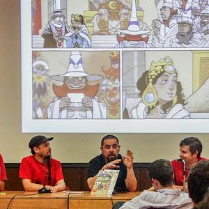El Eisner se queda en Chile. Temporada 7. Capítulo 1.