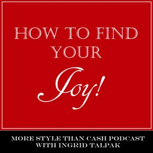 How To Find Your Joy