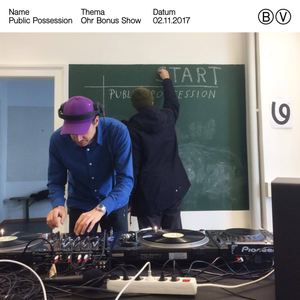 Begreif Verein: Ohr Bonus Show Nr. 16 – 02.11.2017