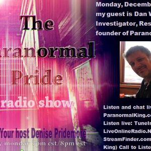 The Paranormal Pride-Dan Williams - 12-19-2016