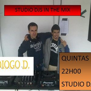STUDIO DJS IN THE MIX - 1 JANEIRO 2015