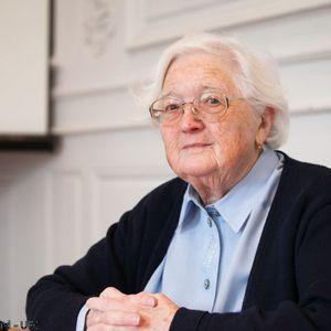 Colette Bourlier : une thèse à 91 ans - émission UniversCités de Radio Campus (22/03/16)