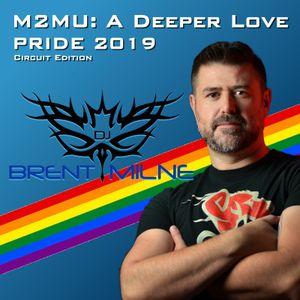 M2M: A Deeper Love - Pride 2019