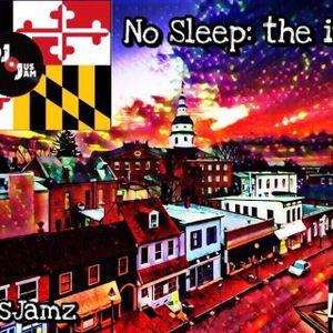 NO SLEEP DJ JUSJAMZ