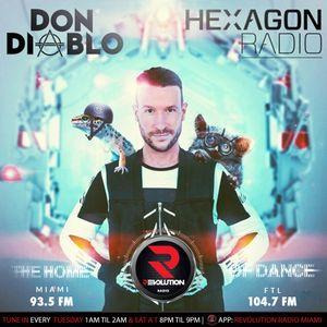 Hexagon Don Diablo DEC 24