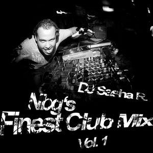 DJ Sasha R. - Nbg's Finest Club Mix Vol. 1