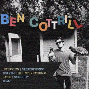 Stereophonic Special Interview With Ben Cottrill