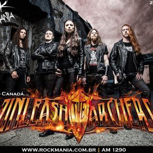Rock Mania #238 - com Unleash The Archers - 25/07/15