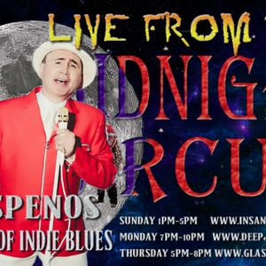 LIVE from the Midnight Circus Featuring Gus Spenos