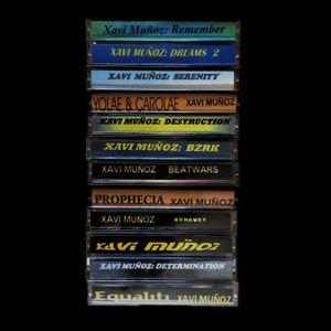 Xavi muñoz sesion  grabada en cinta en los años 1995 a 1999 vol 25