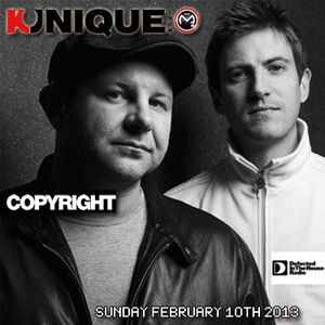 Kunique Too Beat (Radio M2O) Sunday February 10 - 2013 On Air COPYRIGHT & Diego Donati