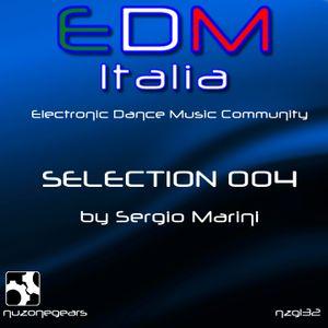 EDM Italia Selection 004 - Continuous Dj Mix