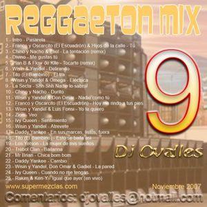 Reggaeton Mix 09 (2007)