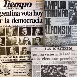 Editorial Malos Días: 35 años complicados, pero democráticos