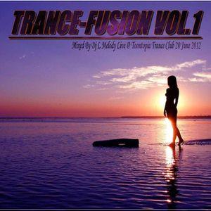 Dj L.Melody Live @ Toontopia Trance Club  20 June 2012
