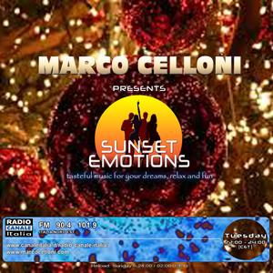 SUNSET EMOTIONS 223.3 - 20/12/2016