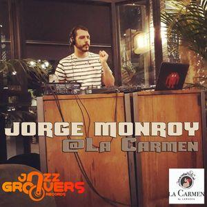 Jorge Monroy @La Carmen (Mayo2017) PARTE 3