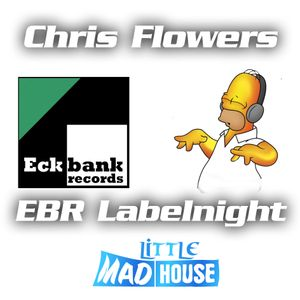 Chris Flowers live @ Little Madhouse [EBR Labelnight]