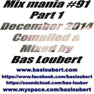 Mix Mania #91 Part 1 December 2014