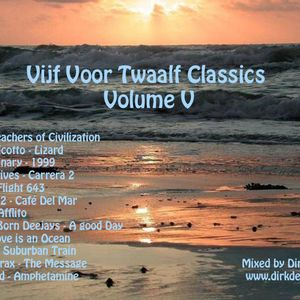 Dirk De Groote - Vijf Voor Twaalf Volume 5