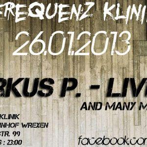 Rene G. @ Frequenz Klnik pres. Arkus P.