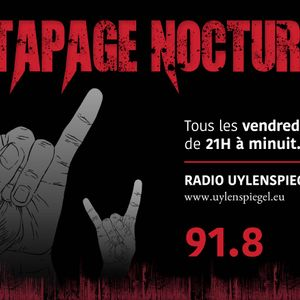 Tapage Nocturne 3 Juin 2016