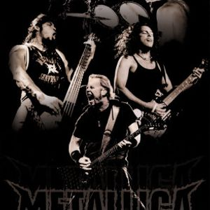 """Metallica live - Stuttgart 1997 - """"Poursuites"""" Couleur 3"""