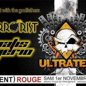 DJ TERRORIST @ UltraTek Piment Rouge GE 01-11-2008
