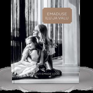 """Liina Pulges tutvustas värskelt valminud raamatut nimega """" Emaduse Ilu ja Valu"""""""