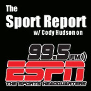Sport Report - September 8th