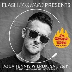 Flash Forward Presents: major K at Wheels for Life 2017