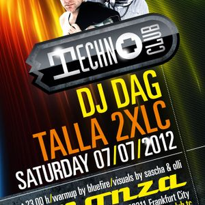 Technoclub podcast - Talla 2XLC june 2012