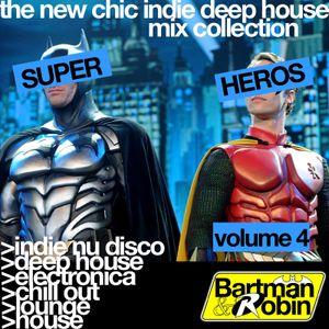 Super Heros Volume 4