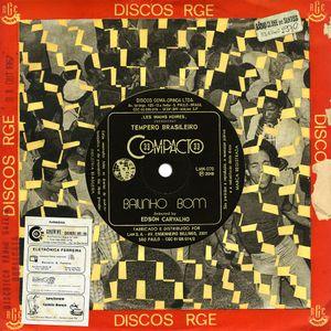 075° .BAILINHO BOM - Tempero Brasileiro vol.04 - selected by Edson Carvalho.