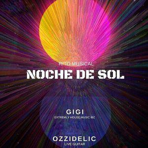 GIGI @ NOCHE DE SOL VOL.1- MOLOKO+ (RECORDED LIVE + LIVE GUITAR BY OZZY)