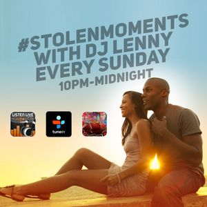 Stolen Moments October 15th 2017