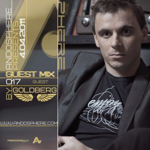 Andosphere pres. Guest mix 017 by GOLDBERG