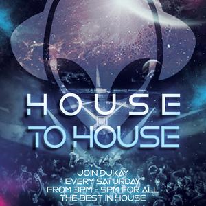 House To House With DJKay - August 01 2020 www.fantasyradio.stream