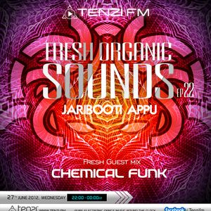 Chemical Funk - Fresh Guest Mix for Fresh Organic Sounds Ep #22 Hosted by Jaribooti Appu
